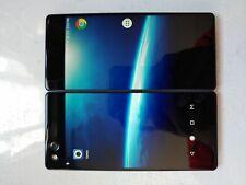 ZTE Axon M z999 - 64GB - Carbon Black (AT&T) Smartphone Unlocked Good Used
