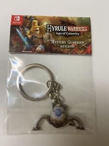 Hyrule Warrriors Age Of Calamity Mystery Guardian Keychain