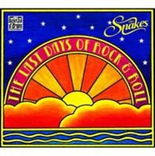 THE SNAKES - THE LAST DAYS OF ROCK & ROLL NEW CD