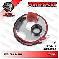 Powerspark Electronic Ignition Kit Willys Jeep Autolite Prestolite Distributor