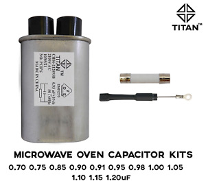Microwave Oven Capacitor 0.70 0.75 0.85 0.90 0.91 0.95 0.98 1.00 1.05 1.10 1.15