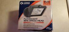 Lithonia Lighting Floodlight Mini Single Head 150 Watt Quartz Halogen.Nice.