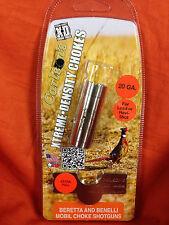 Carlson'S 20 Ga Flush Extra Full .585 Beretta & Benelli Choke Tube #10617