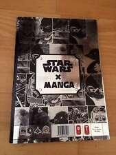 STAR WARS MANGA 1, Tokyopop paperback 1st print 2006 VG+