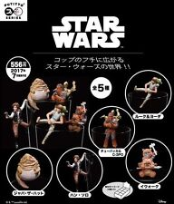PUTITTO SERIES - StarWar Mini Cup figure (5 pcs)