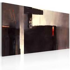 100% Handgemalt – Gemälde / Bilder Leinwand Abstrakt 120x60 0101-25_MK