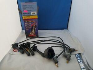 Spark Plug Wire Set Wells QW636 fits 80-81 Honda Prelude 1.8L-L4 NOS