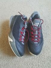 Boys Air Jordan Shoes –Size 6.5Y preowned Black/gray