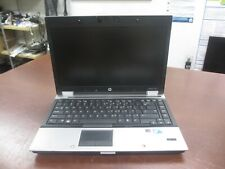 HP EliteBook 8440p i5-M520 2.40GHz 4GB 250Gb HDD DVD-RW  Web-Cam Laptop  w/ AC