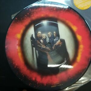 """* AEROSMITH - I DON'T WANT TO MISS A THING (7"""" PICTURE DISC)"""