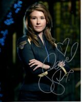 JEWEL STAITE signed STARGATE: ATLANTIS DR. JENNIFER KELLER photo