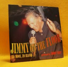 Cardsleeve single CD Jimmy Frey Jimmy On The Floor Zo Mooi, Zo Blond 2TR RARE !