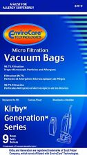 Kirby Generation 1,2,3,4,5,6 and Ultimate G Allergen Filtration 9 Bags
