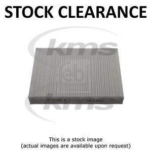 Stock Clearance New POLLEN FILTER VW UP! 11- TOP KMS QUALITY PRODUCT