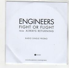 (FO174) Engineers, Fight Or Flight - 2014 DJ CD