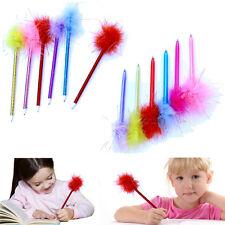 Dazzling Toys 24 Pcs Marabou Feather Pens - 2 Dozen Assorted Colors Party Favor