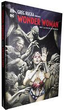 COMICS - URBAN COMICS - GREG RUCKA PRESENTE : WONDER WOMAN T.03