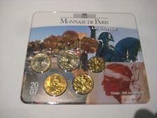 Frankrijk  BU set 2007 Monnaie de Paris (la corse)  (131)