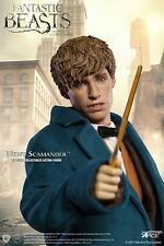 PREORDINE Fantastic Beasts My Favourite Movie Action Figure 1/6 Newt Scamander