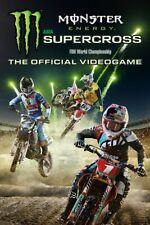 Monster Energy Supercross: The Official Videogame Region Free PC KEY (Steam)