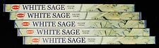 40 Sticks 5x 8g Packs WHITE SAGE Cleansing Purification Incense Insence Bulk HEM