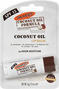 Palmer's Coconut Oil SPF 15 Lip Balm 4g Free Shipping