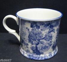 1 Laura Blue Small English Fine Bone China Mug Cup By Milton China