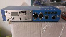 Bucle de efectos guitarra WOBO MIDI True Bypass pedalera Switcher