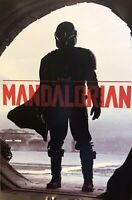 "The Mandalorian ( 11""x 17"") Movie Collector's Poster Print DISNEY STAR WARS"