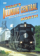 Today's Illinois Central Volume 1 - North Pentrex DVD
