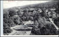 BAD ELSTER Sachsen ~1910 Rosengarten  V.: Löffler Greiz, alte Postkarte