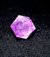 Petit Icosaedre amethyste  Solide de Platon