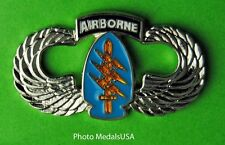 Special Forces Army Paratrooper Jump Wing