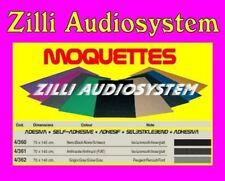 Phonocar 4/360 Moquette colle acoustique NOIR 140 pour 100 cm a métrage max 5 mt