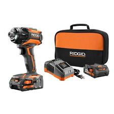 Ridgid Stealth Force Brushless 18V LithiumIon Cordless Impact Driver Kit R86036K
