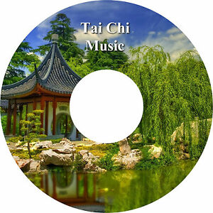 Tai Chi Music on CD Relaxation Healing Peace Stress Relief Sleep Aid Meditation