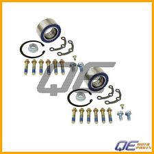 Mercedes W124 R129 W202 W203 W208 W210 Set of 2 FAG Rear Wheel Bearing Kit