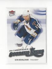 2008-09 Ultra Scoring Kings #SK12 Ilya Kovalchuk Thrashers