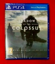 Shadow of the Colossus - PS4 - PLAYSTATION 4 - NUEVO