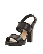 Dune Sandals 100% Leather Heels for Women