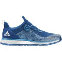 Adidas Forgefiber BOA Mens Golf Shoes BB7918 - WIDE - Dark Marine - Pick Size!