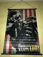 Watchmen - Wall Scroll Comedian Pop Art - NECA