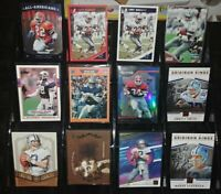 Cowboys RC rookie #d Prizm lot Michael Irvin 1989 Roger Staubach Emmitt Smith