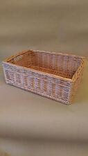 Large  Natural Wicker Basket Storage