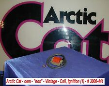 "Arctic Cat Snowmobile Ignition Coil (1) # 3000-441 Vintage ""NOS"""