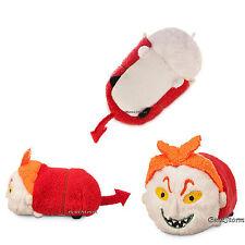 "NBC LOCK Tsum Tsum Mini Plush 3.5"" USA Disney Store Nightmare Before Christmas"
