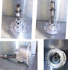 Agria 1600 1500 Motorgetriebe Getriebe Schneckenradwelle