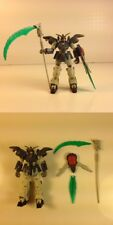 MSIA Gundam Wing Deathscythe Gold 100% Complete Action Figure Bandai Lot