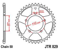Kit chaine Pignon Couronne Joint Torique Oring 530 Suzuki GSF 600 Bandit 00-04