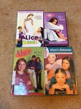 Lot of 4 Phyllis Reynolds Naylor Alice Hardcover books